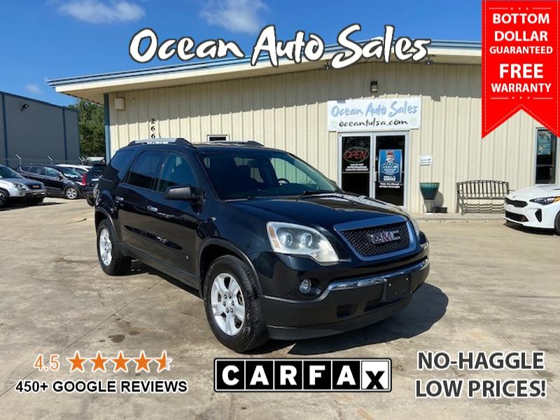 GMC Acadia 2010 price $5,900 Cash