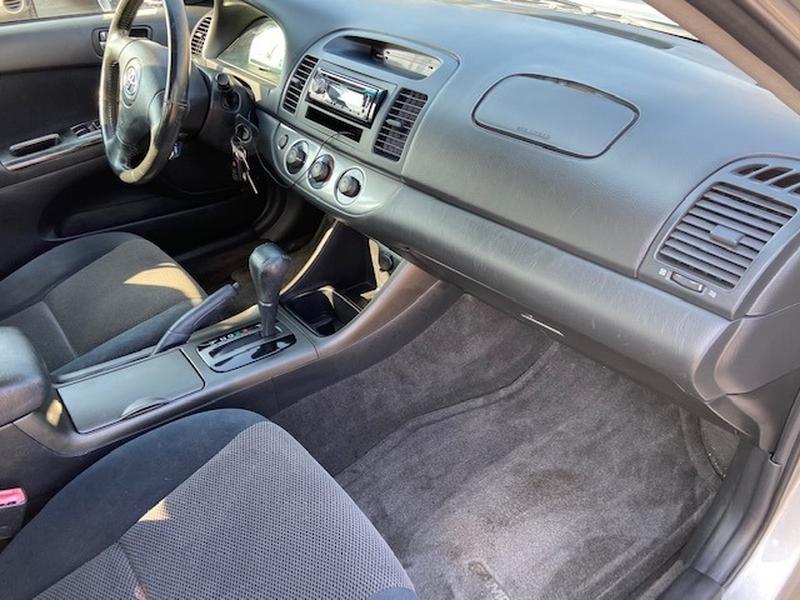 Toyota Camry 2002 price $4,000 Cash