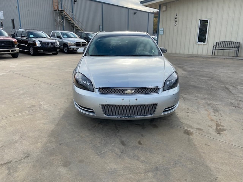 Chevrolet Impala 2012 price $3,400 Cash