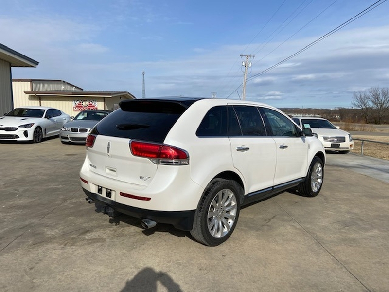 Lincoln MKX 2013 price $8,300 Cash