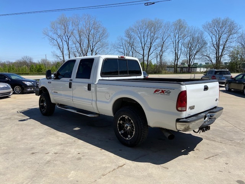 Ford Super Duty F-250 2001 price $9,500 Cash