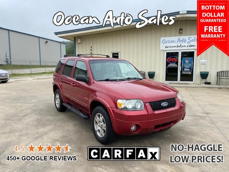 Ford Escape 2005 price $3,700 Cash