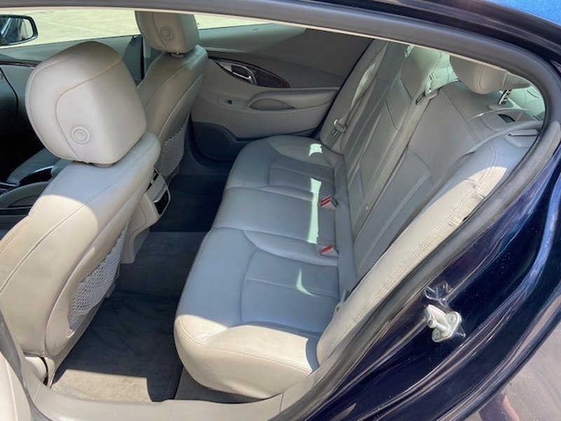 Buick LaCrosse 2011 price $7,500 Cash
