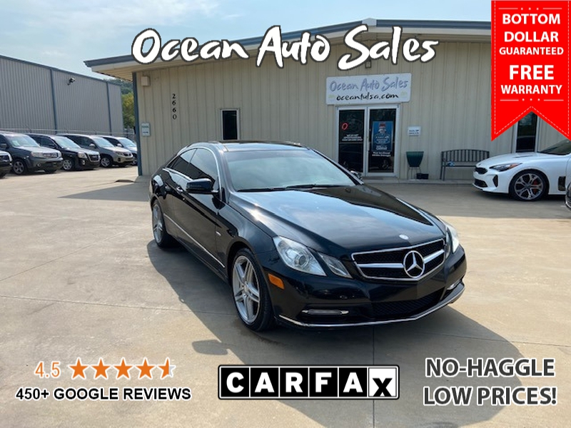 Mercedes-Benz E-Class 2012 price $9,900 Cash