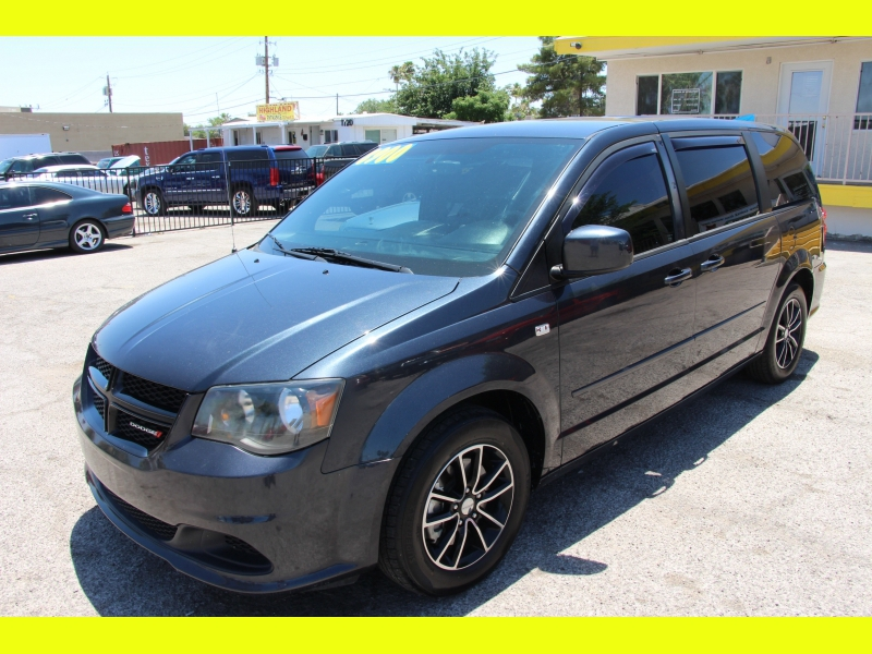 Dodge Grand Caravan 2014 price $7,855