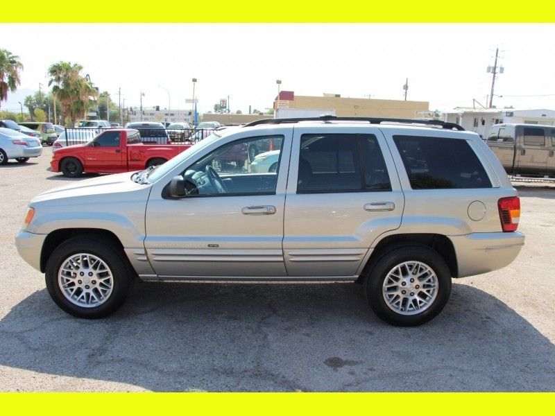 Jeep Grand Cherokee 2003 price $7,888