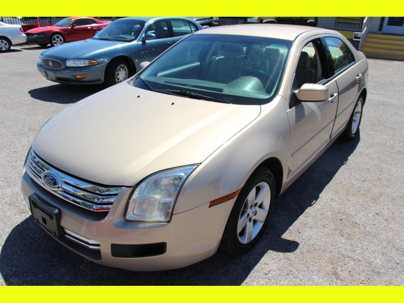 Ford Fusion 2006 price $5,199