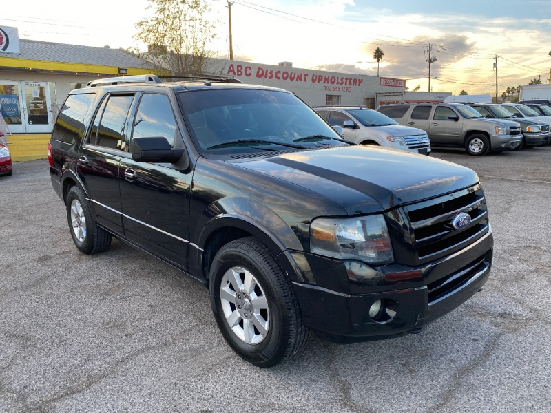 Ford Expedition 2010 price $10,222