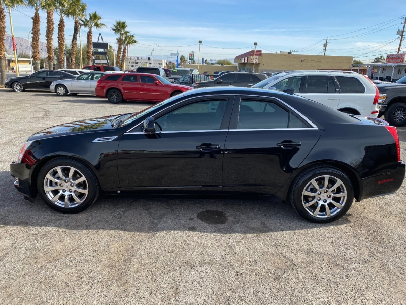 Cadillac CTS 2009 price $7,721