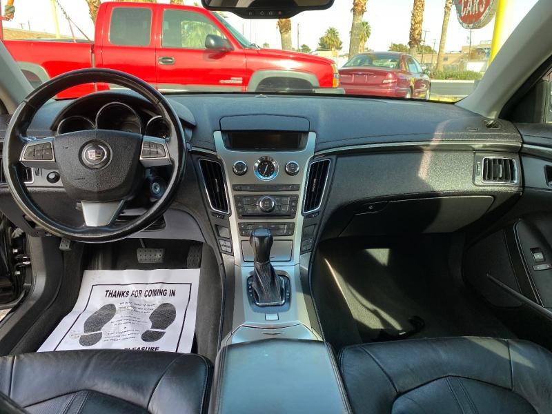 Cadillac CTS 2009 price $8,121