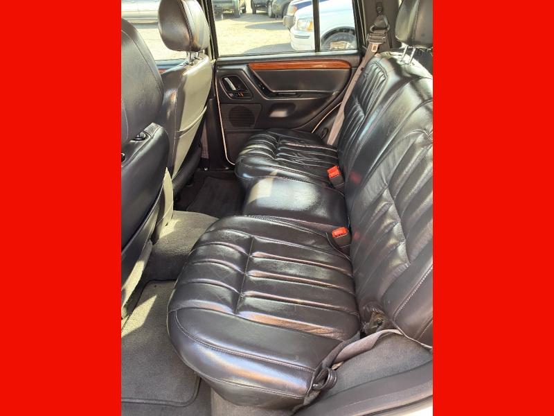 Jeep Grand Cherokee 1999 price $4,911