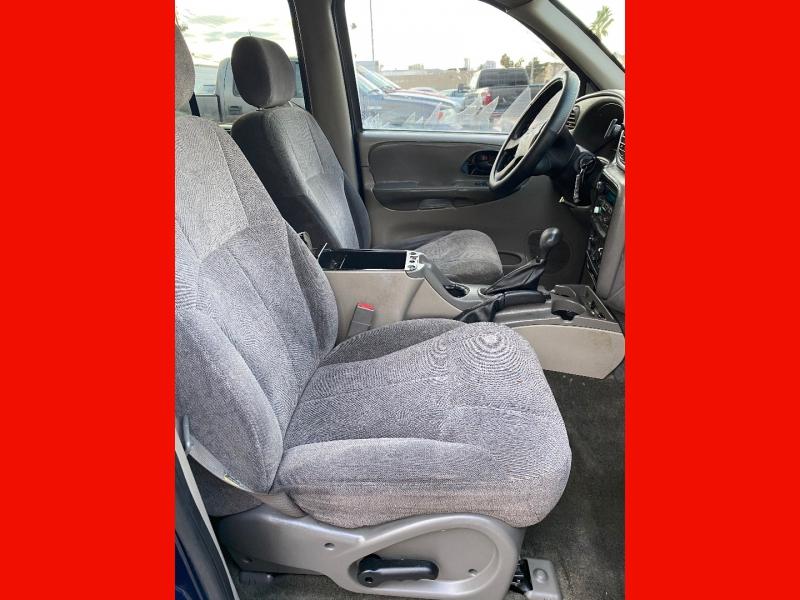 Chevrolet TrailBlazer 2004 price $4,987