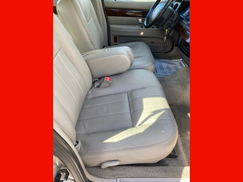 Mercury Grand Marquis 2010 price $6,080