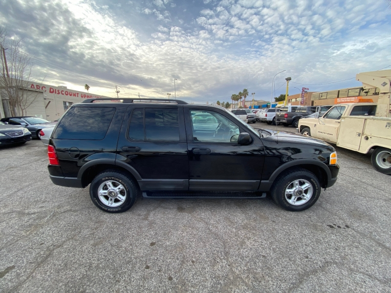Ford Explorer 2003 price $4,637