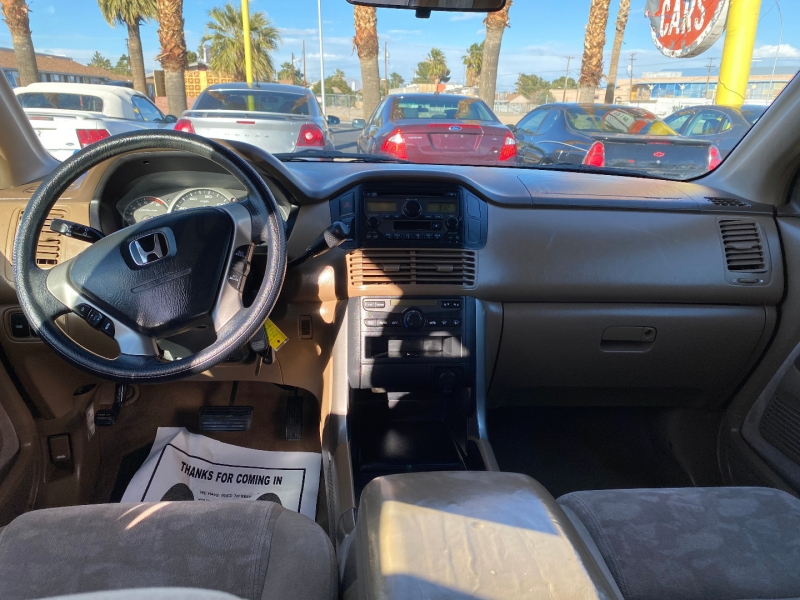 Honda Pilot 2004 price $5,757