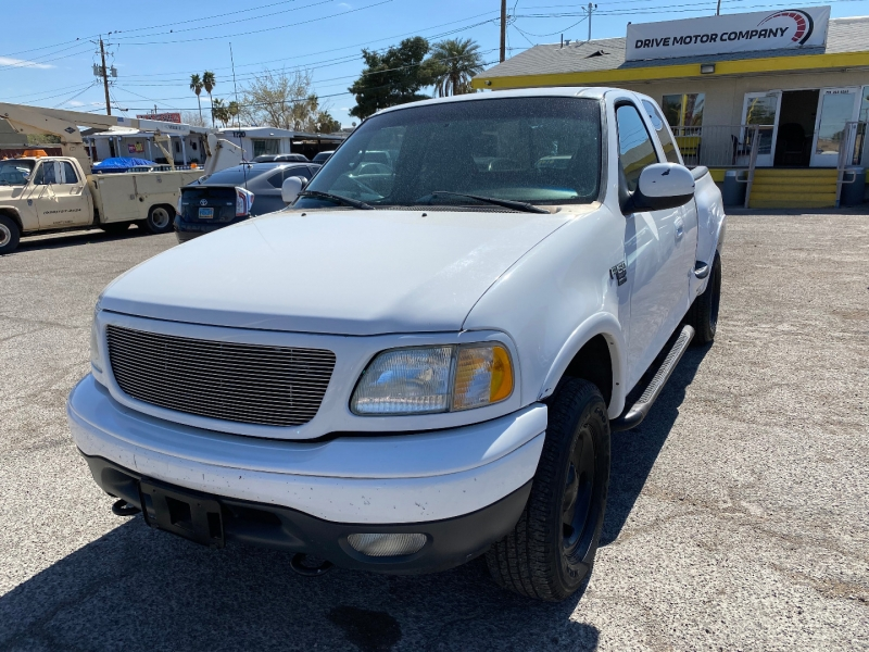 Ford F-150 2000 price $5,823