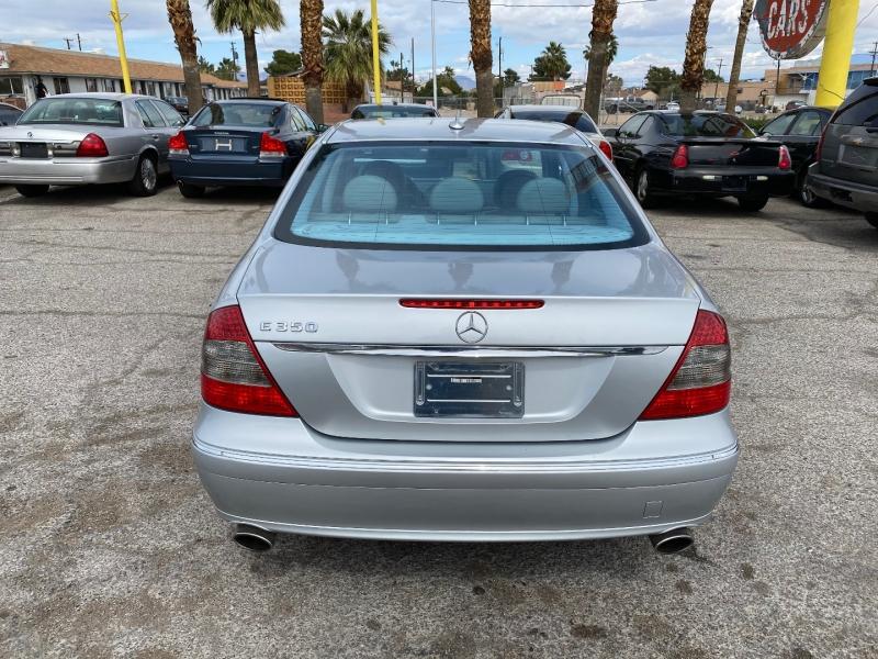 Mercedes-Benz E-Class 2007 price $8,910