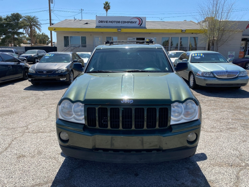 Jeep Grand Cherokee 2007 price $6,925