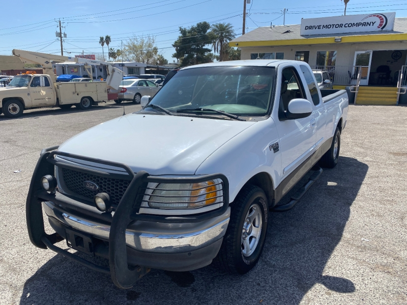 Ford F-150 2002 price $6,180