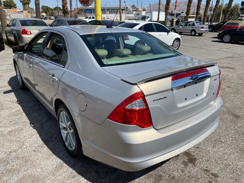 Ford Fusion 2010 price $6,050