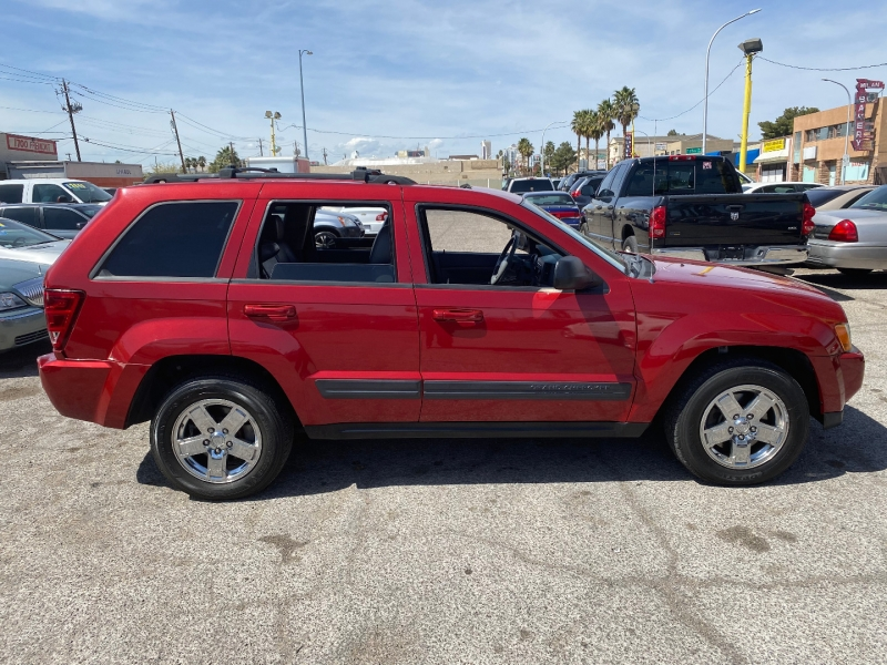 Jeep Grand Cherokee 2006 price $7,097