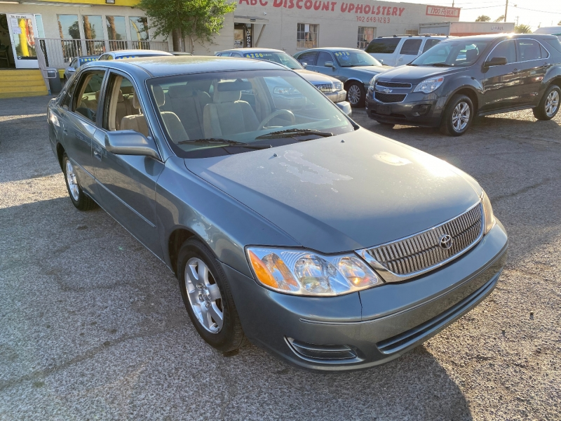 Toyota Avalon 2000 price $5,960