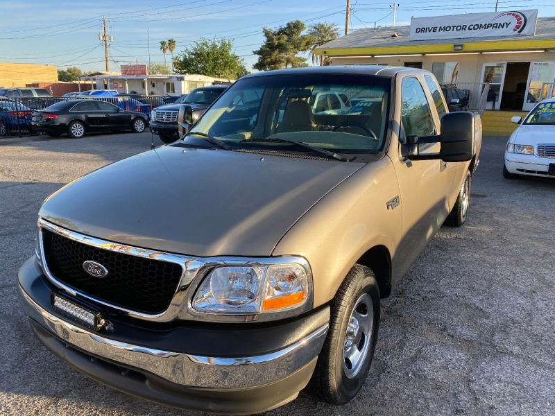 Ford F-150 2002 price $6,893