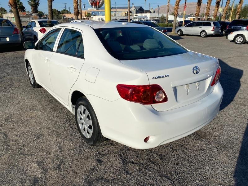 Toyota Corolla 2009 price $7,570