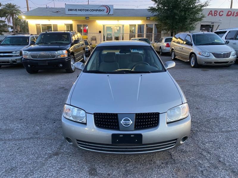 Nissan Sentra 2004 price $3,999