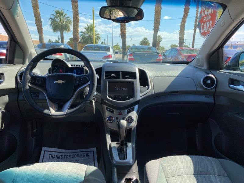 Chevrolet Sonic 2013 price $9,999