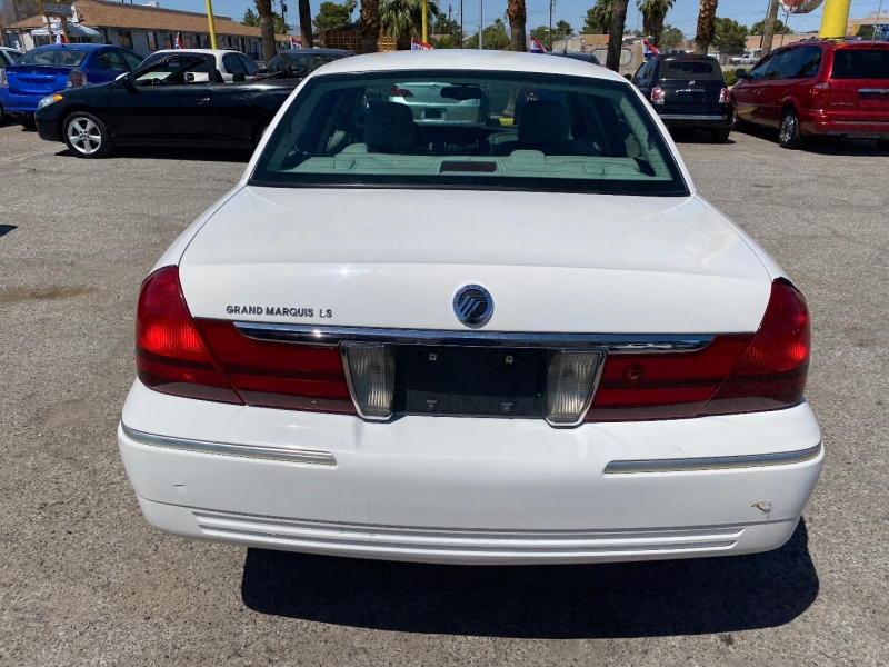Mercury Grand Marquis 2003 price $8,950