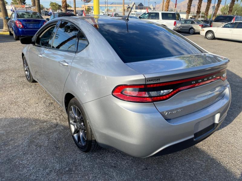 Dodge Dart 2015 price $7,910