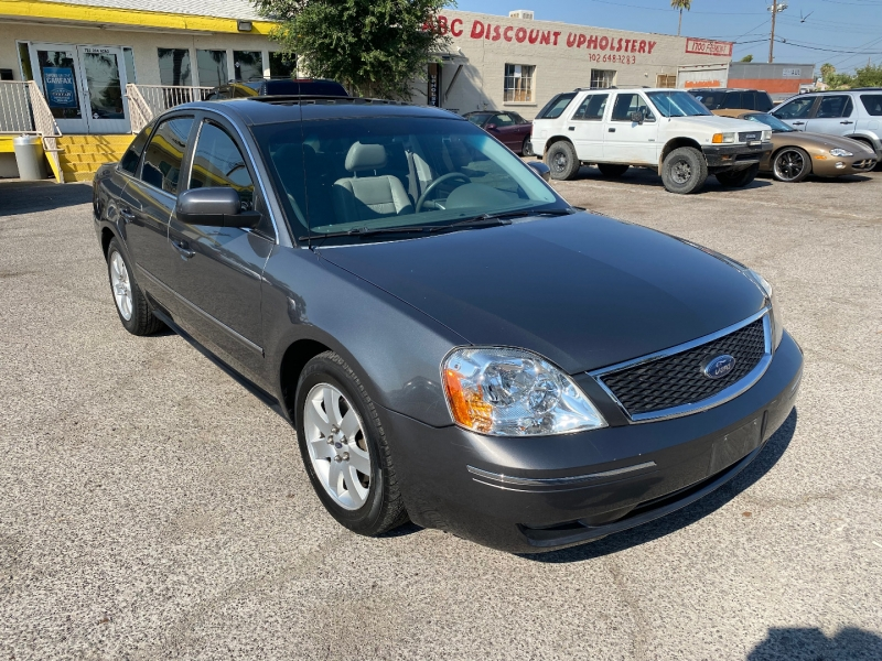 Ford Five Hundred 2006 price $6,427