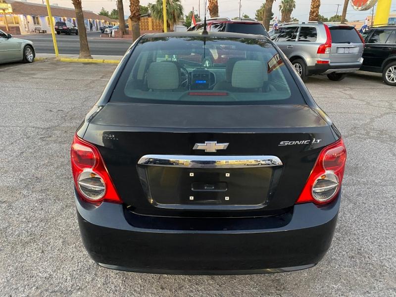 Chevrolet Sonic 2014 price $9,699
