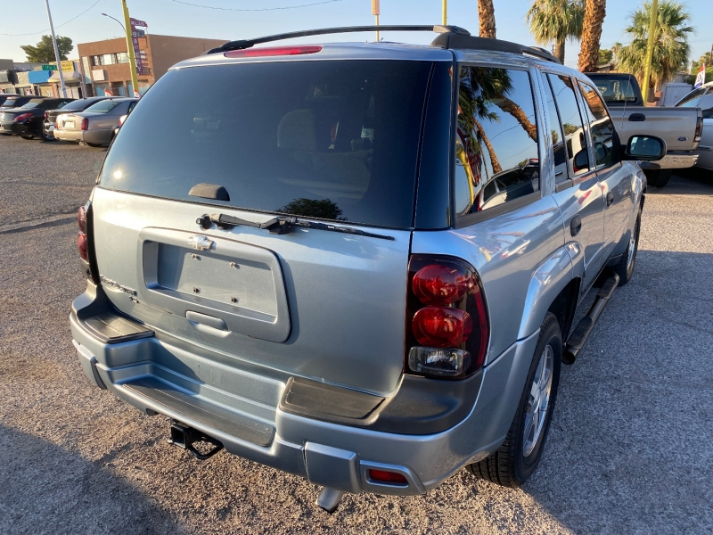 Chevrolet TrailBlazer 2006 price $7,250