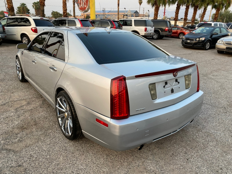 Cadillac STS 2011 price $8,450