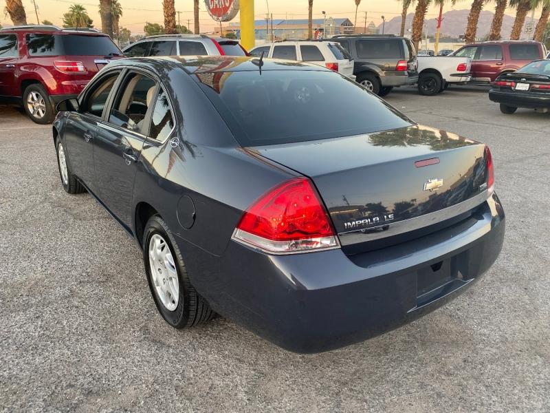 Chevrolet Impala 2008 price $7,050