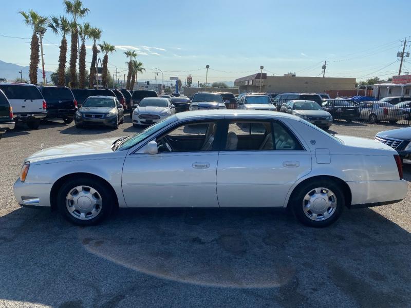 Cadillac DeVille 2000 price $6,678