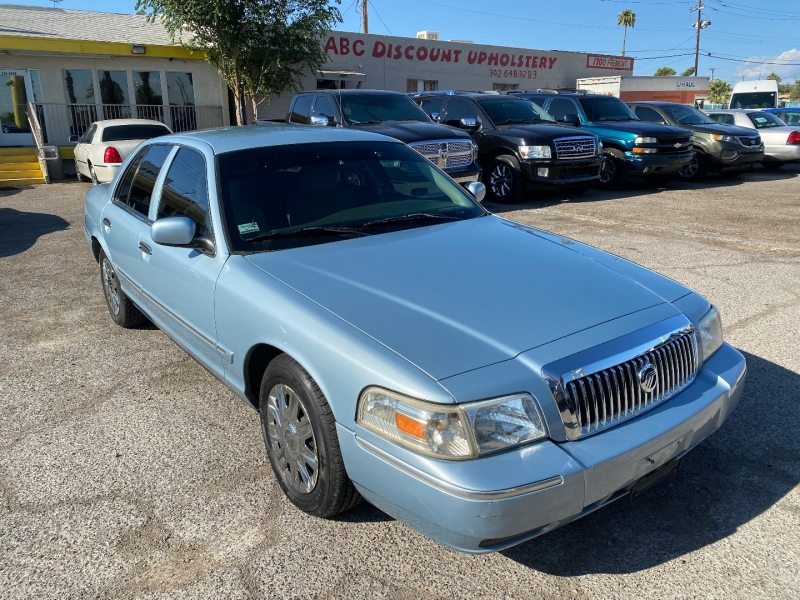 Mercury Grand Marquis 2006 price $6,975
