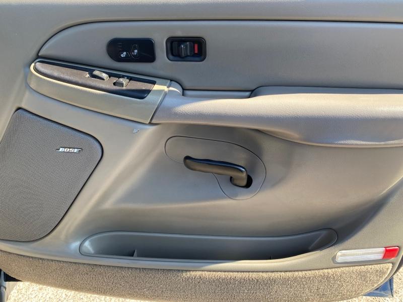 Chevrolet Tahoe 2005 price $9,150