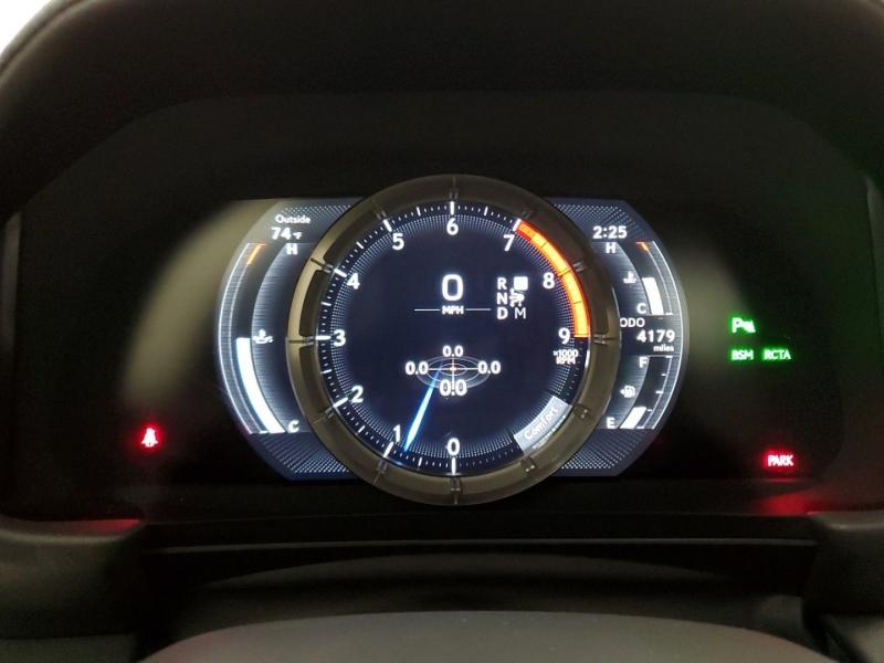 Lexus LC 2020 price $99,276