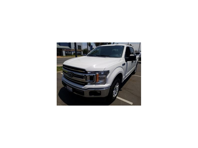 Ford F-150 2018 price $30,505