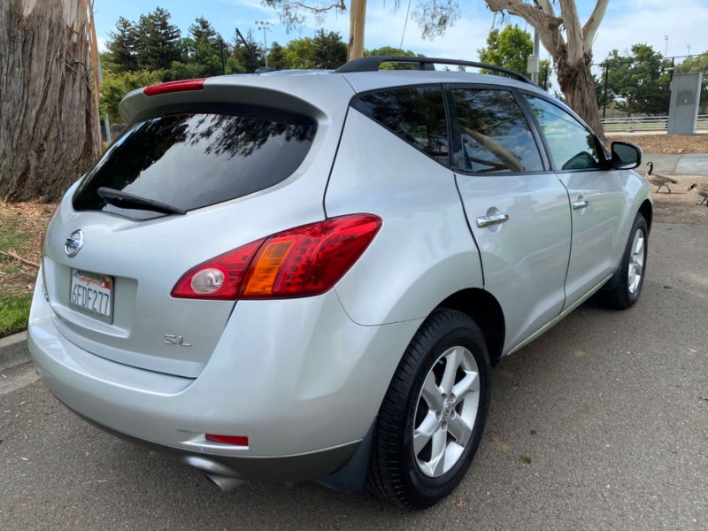 Nissan Murano SL 2009 price $7,495
