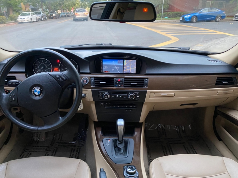 BMW 335i Navigation System 2010 price $9,495