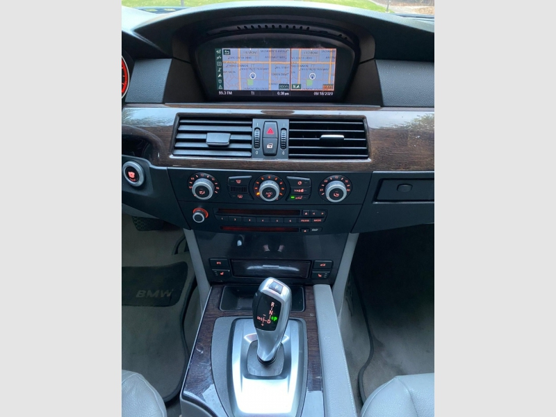 BMW 528i Navigation SystemPremium Pkg 2008 price $7,495