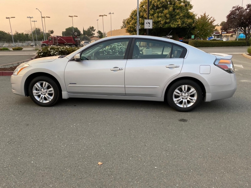Nissan Altima Hybrid 2010 price $6,295