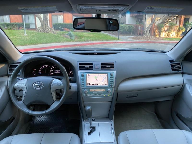 Toyota camry hybrid Navigation System 2007 price $7,295