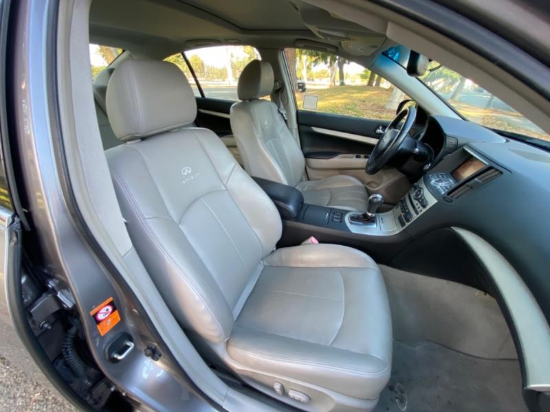 Infiniti G35 Sedan Journey 2008 price $7,895