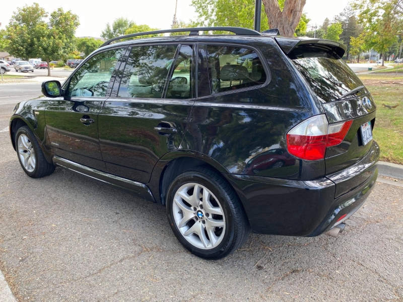 BMW X3 M PACKAGE 2010 price $9,450