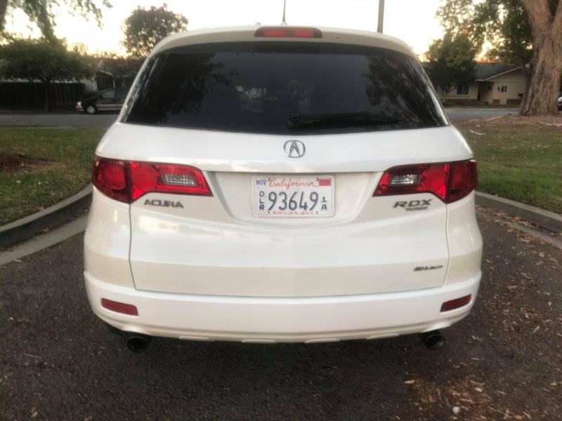 Acura RDX 2007 price $7,700